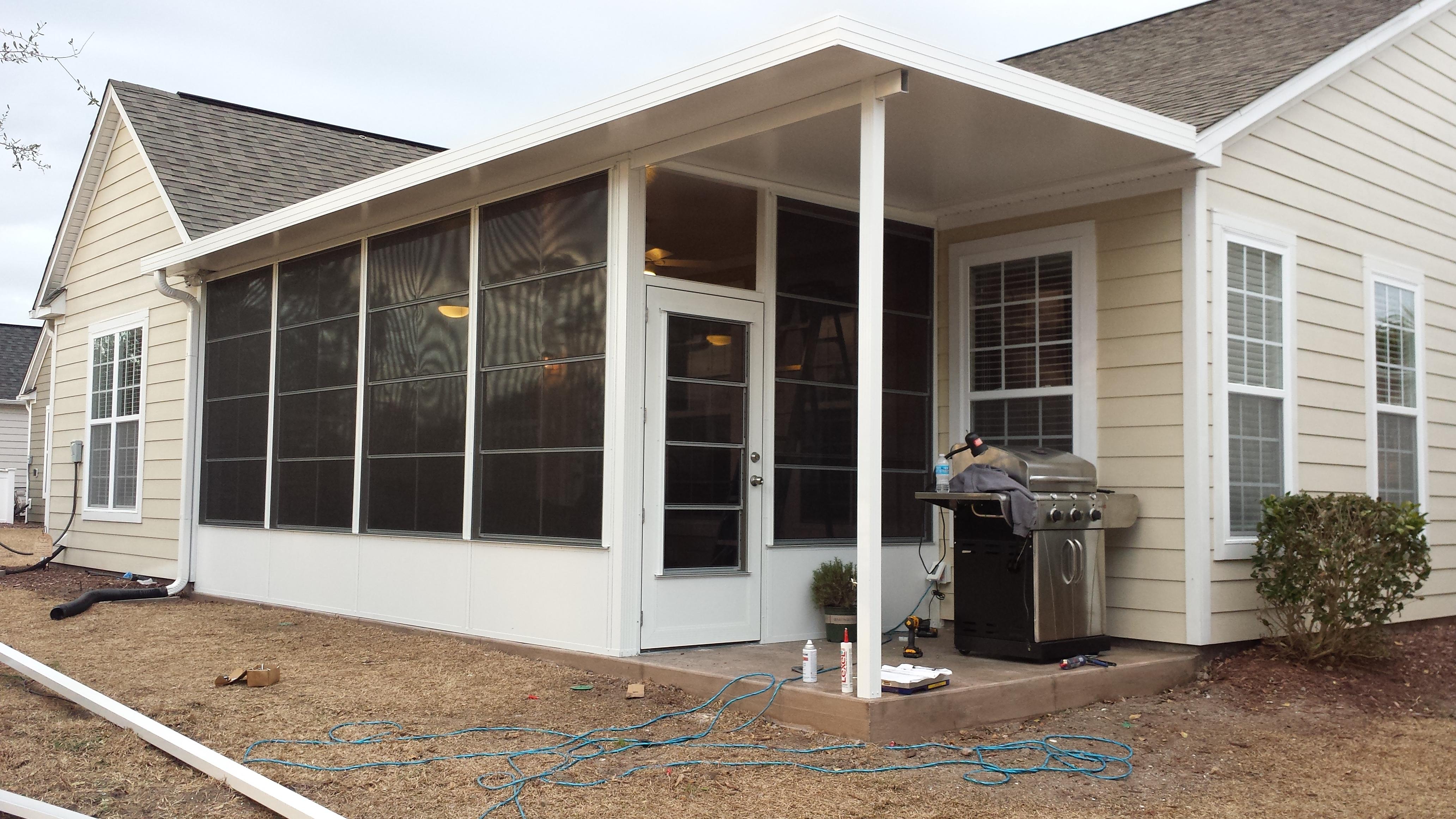 Patio Enclosures Myrtle Beach Sc